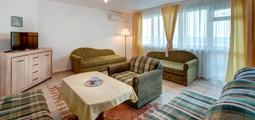 Apartmány » Appartment Deluxe